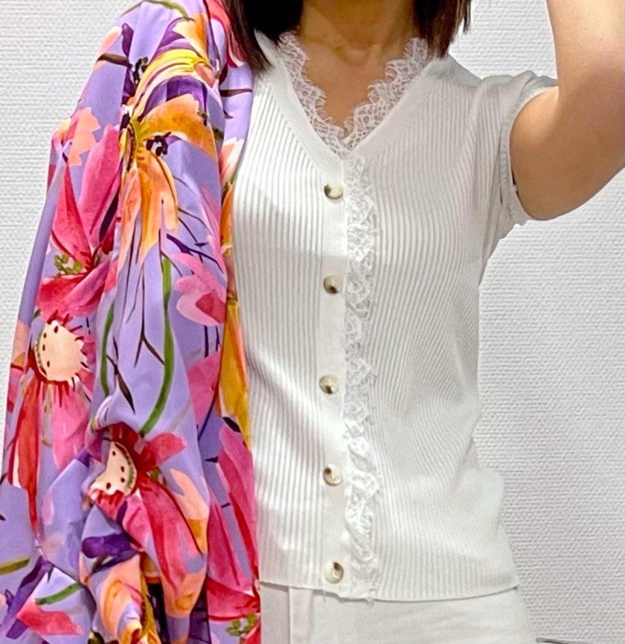 Camiseta Canale Manga Corta Blanca