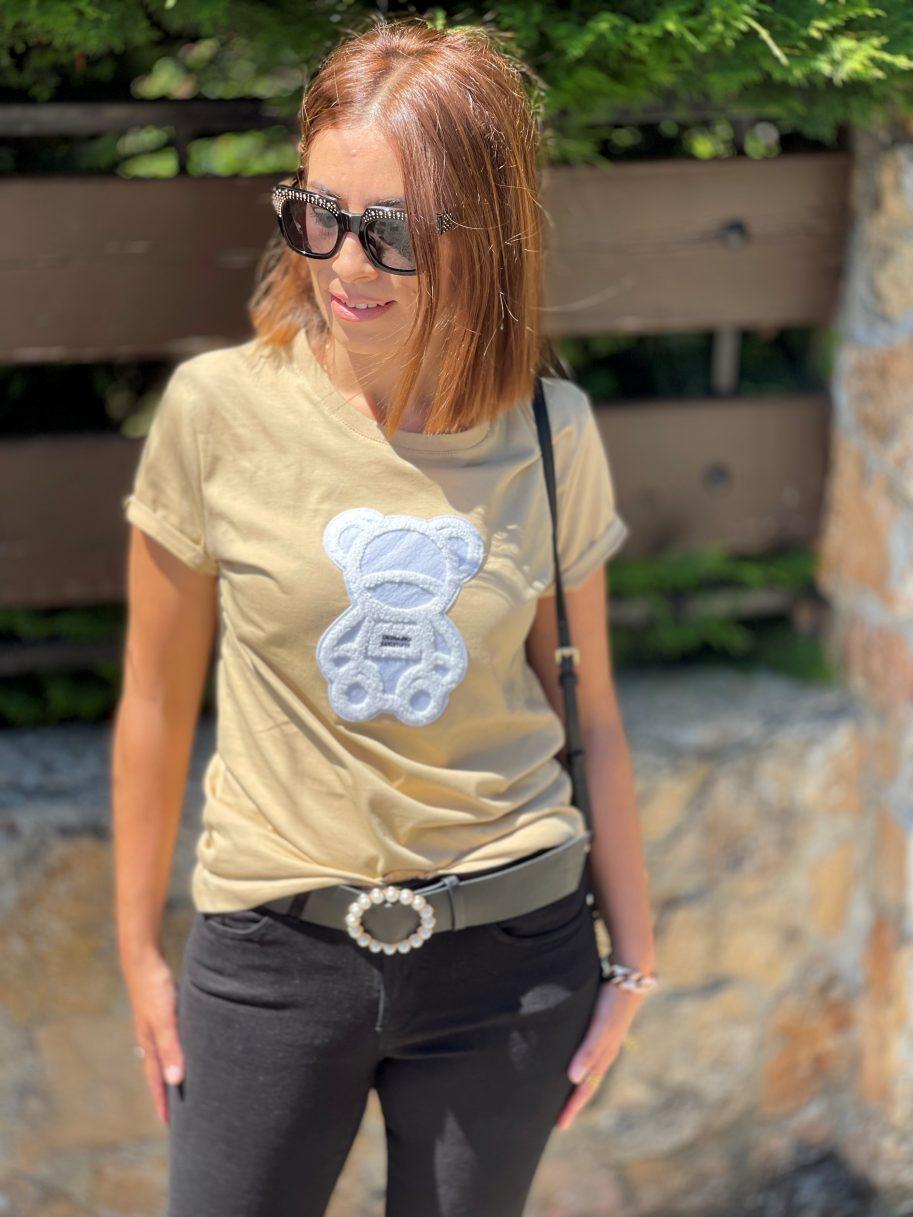 "Camiseta Camel ""Osito"""